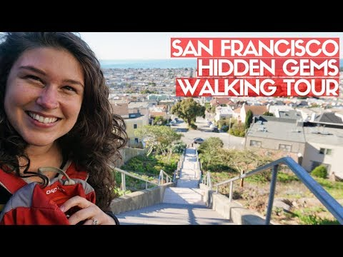 OFFBEAT SAN FRANCISCO WALKING TOUR