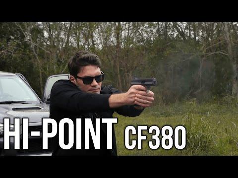 Hi-Point CF380 .380 Pistol Review & Mud Water Test