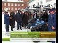 В Муравленко спасатели презентовали комплекс обеспечения безопасности