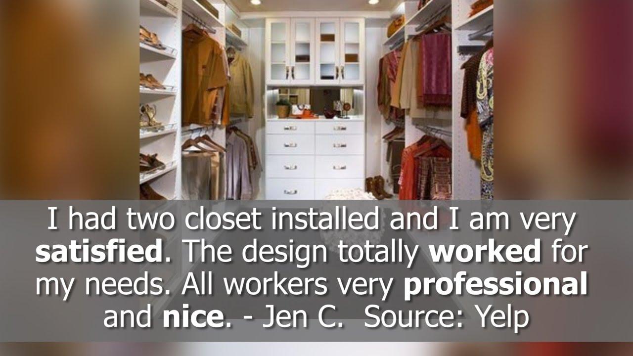 Best Interior Designer Reviews!   Closet Factory   Los Angeles, CA   REVIEWS