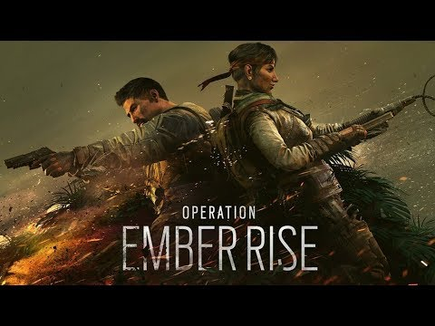 Rainbow Six Siege Ember Rise - Hindi Commentary