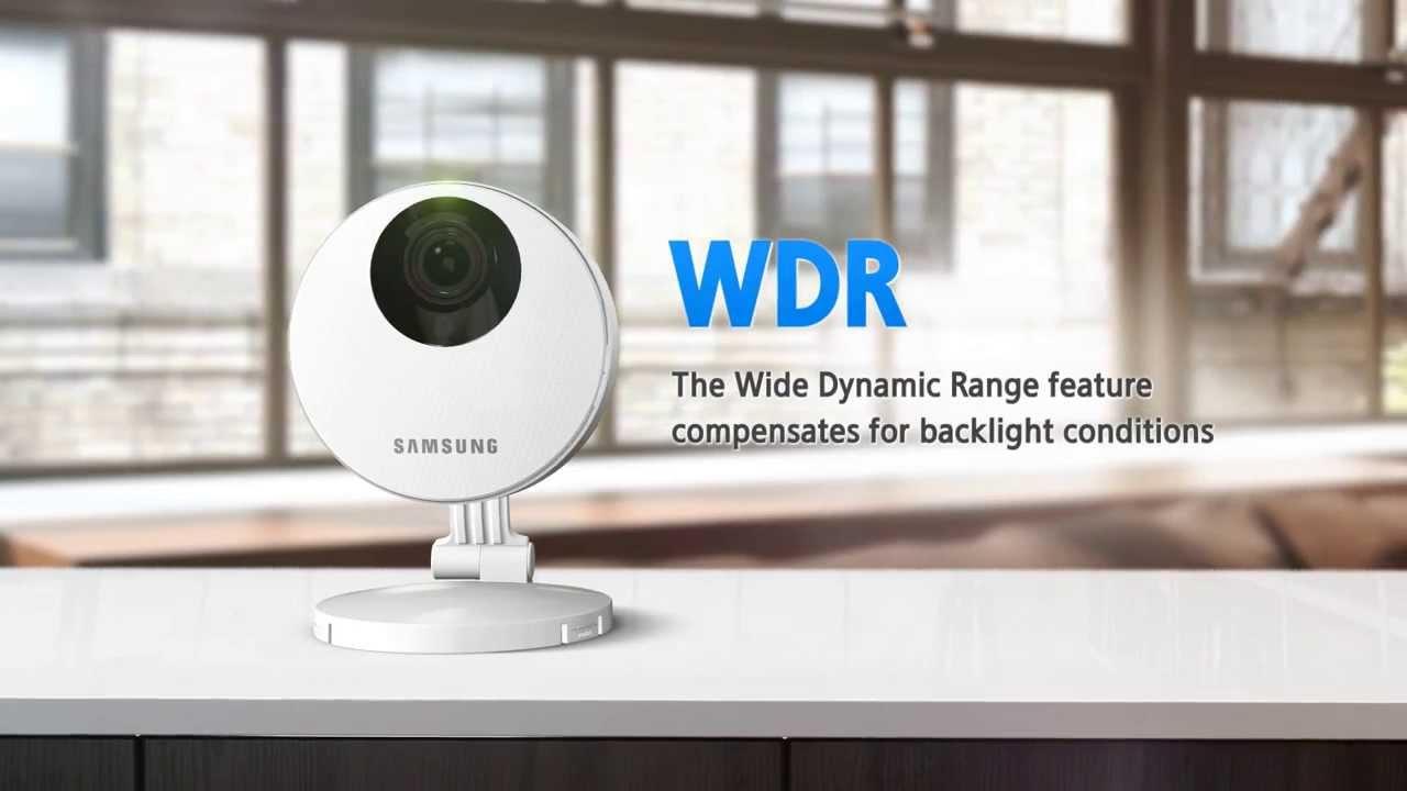 Samsung smartcam hd pro wireless ip camera youtube