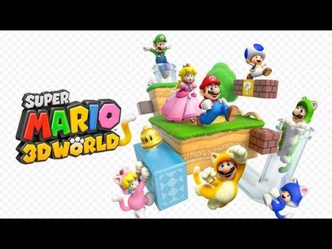 Truco muchas vidas. [Super Mario 3D World].WiiU