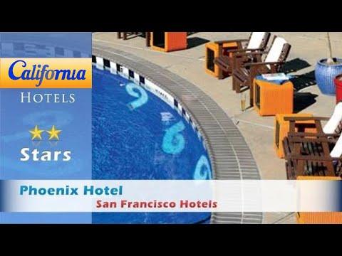 Phoenix Hotel, a Joie de Vivre Hotel, San Francisco Hotels - California