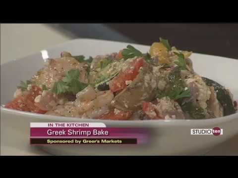 Greek Shrimp Bake part 2