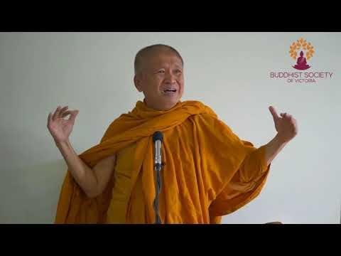 """Ven Dr. Vimokkha Metino - Session 5 Vipassana """"Selfie"""" Meditation on the 5 Aggregates"""