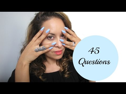 45 Questions | Lisa in the city