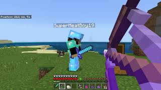 Minecraft Lucky Block Challenge Games Ep  1