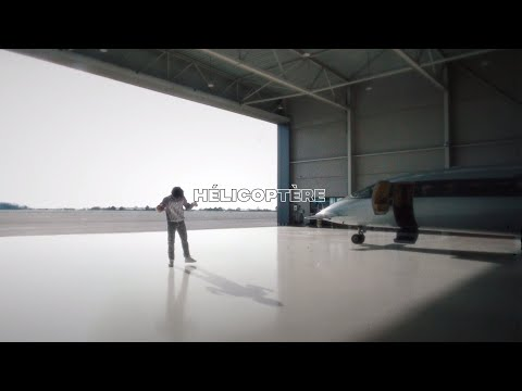 Youtube: Hunter – Hélicoptère (Clip officiel)