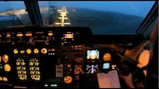 Malmö Aviation Avro RJ100 cockpit DVD by AeroPresentation
