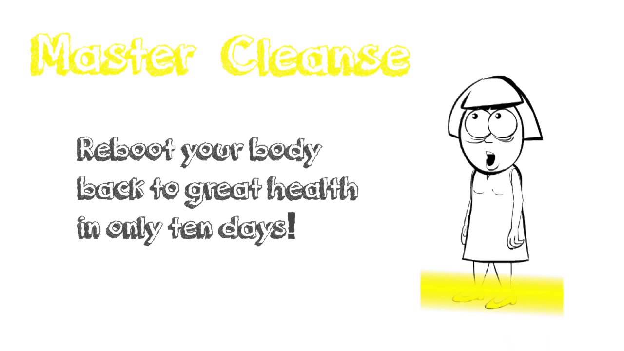 Master Cleanse Instructions Lemonade Cayenne Maple Syrup