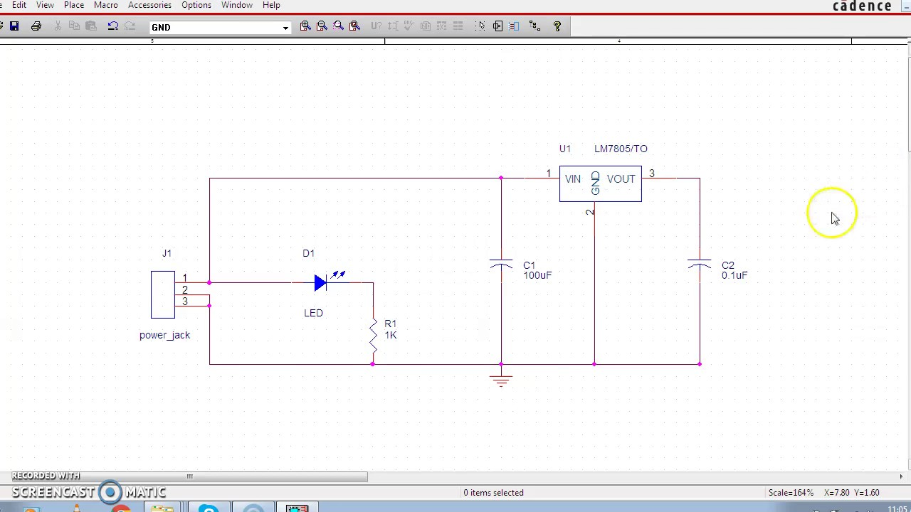 24vdcpowersupplyschematicdesignjpg Intorduction And Basic Power Supply Design In Orcad Youtube