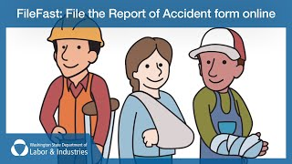 FileFast: File the Report of Accident form online.