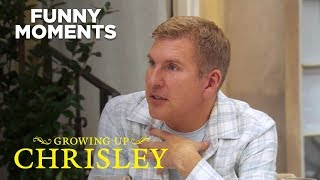 Growing Up Chrisley | Todd Thinks Savannah And Nic Should Slow Down | S2 Ep8 | Chrisley Knows Best