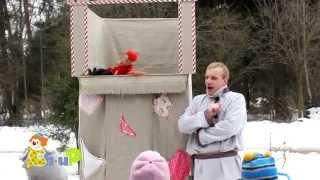 Масленица, детский спектакль
