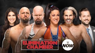 WWE Elimination Chamber 2018 preview: WWE Now
