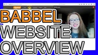 Baixar Babbel Website Overview & Review (Part 1 of 3)