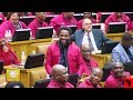 Comedy When Y Carrim Takes On The EFF In Parliament