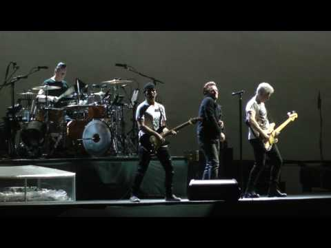 U2 - Where The Streets Have No Name (Philadelphia,Pa) 6.18.17