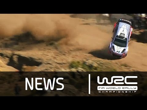 WRC - XION Rally Argentina 2015: Stages 11-12