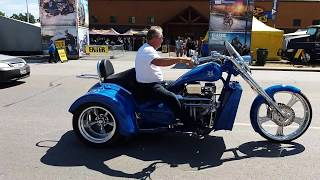 Trike V8 - Triciclo V8 / 76th  Sturgis Rally 2016