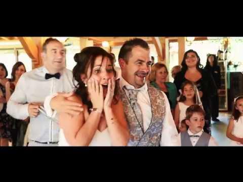 Vídeo de boda en Bilbao. Un discurso de boda emocionante en el Extegana