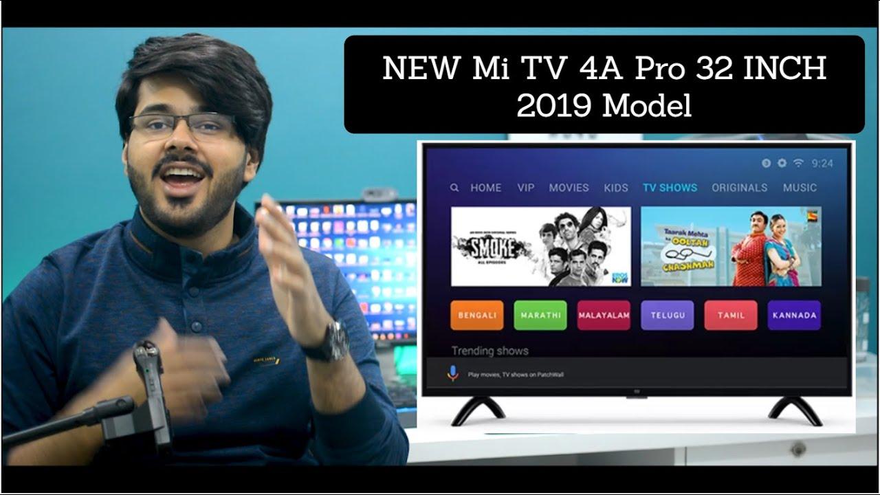 Mi Tv 4A PRO 32 INCH Launched, Redmi note 7 Pro,VIVO IQOO #048