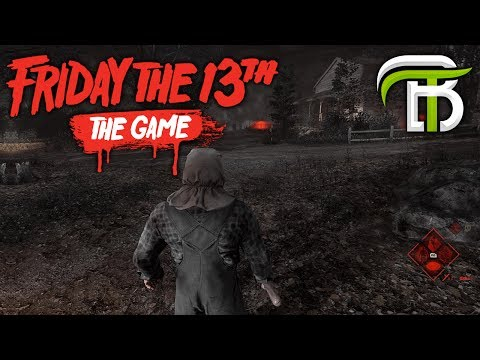FLAWLESS JASON GAMEPLAY | FRIDAY THE 13th GAME