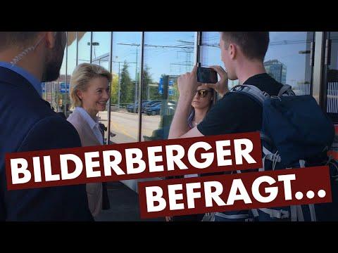 #Bilderberg 2019 Ursula von der Leyen und die Absage von #AKK.  Rücktritt von #Nahles.
