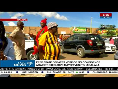 Vote of no confidence against Maluti-a-Phofung mayor debated