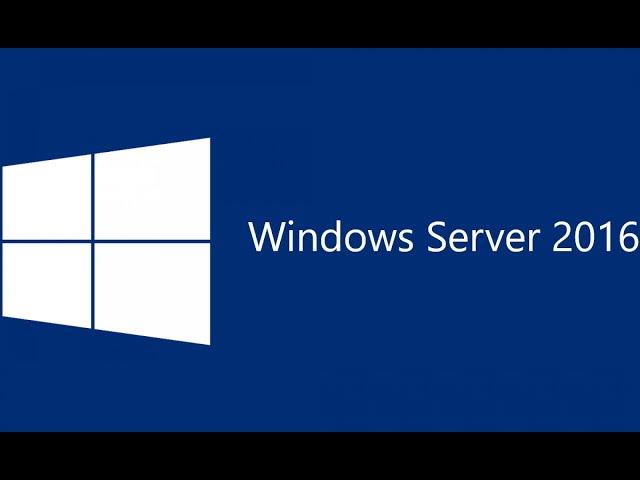 Créer serveur DHCP avec Windows 2016 Server