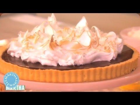 How To Make A Chocolate Ganache Tart - Martha Stewart