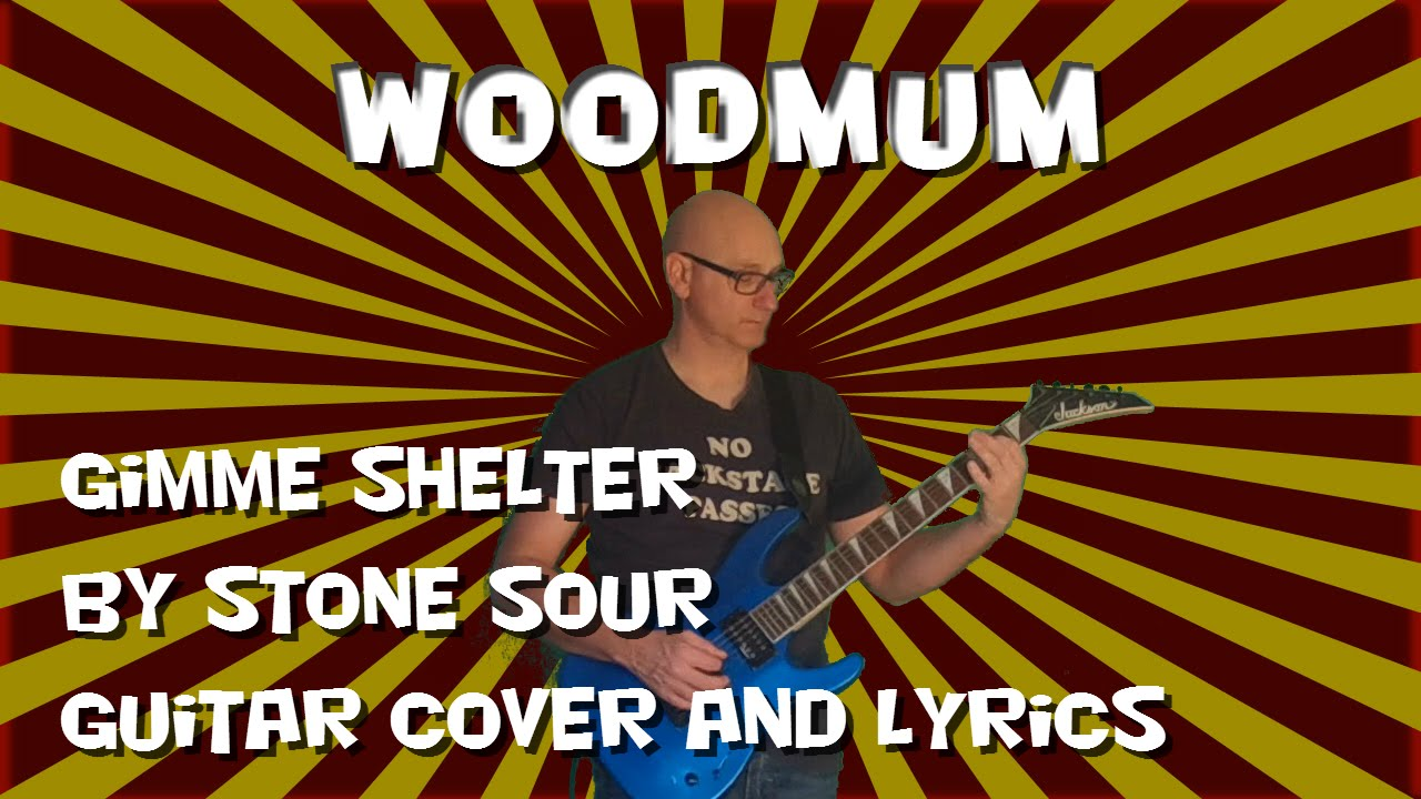 Gimme shelter guitar