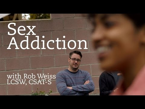 Sex addiction loss sexual control expert