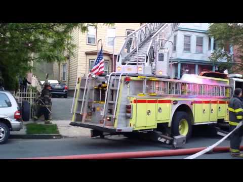 NEWARK NEW JERSEY FIRE DEPARTMENT IN ACTION (2013-2015)