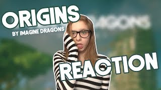 Origins by Imagine Dragons REACTION!