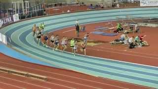 5000м Мужчины 2ф, Чемпионат России в помещении 2014
