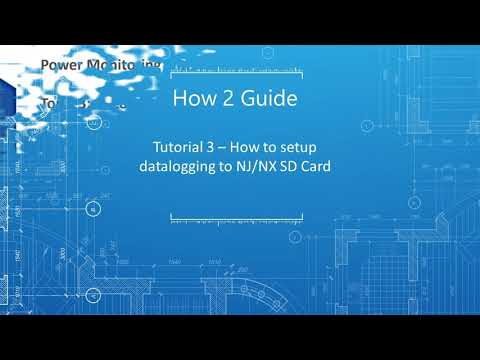 How 2 Guide | Tutorial 3 - How to setup cataloging to NJ/NX SD Card