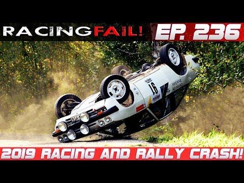Racing and Rally Crash Compilation 2019 Week 236