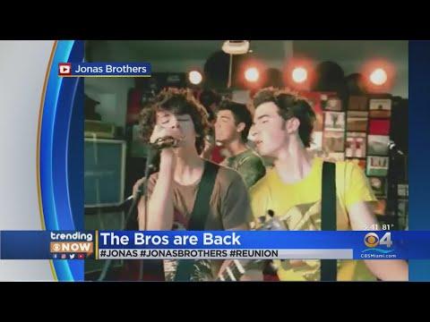 Trending: Jonas Brothers Reunion?