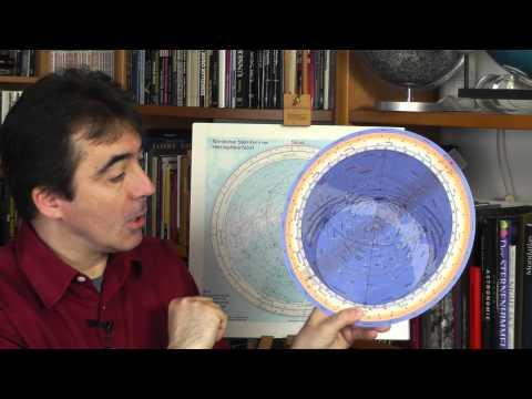 Die drehbare Sternkarte richtig halten. from YouTube · Duration:  2 minutes 53 seconds