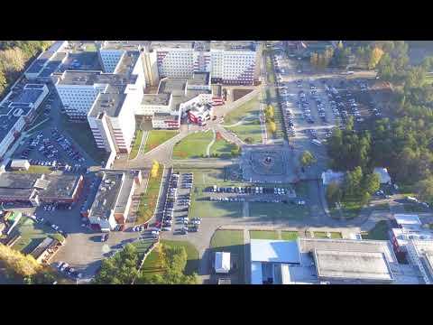 Краевая клиническая больница Барнаул
