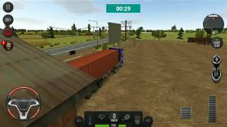 Truck simulator 18 Europe Android Gameplay FHD