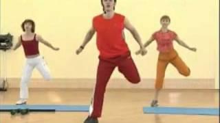 Фитнесс. Fitness-Express. Body Power. (часть 1 из 6)