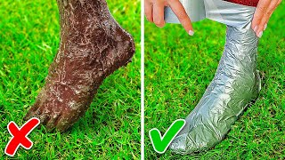 28 ABSOLUTELY CRAZY HACKS AND CRAFTS TO SOLVE YOUR EVERYDAY PROBLEMS