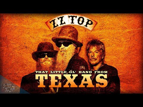 Dave Alexander - ZZ TOP: Doc Hits Home Video in 2020