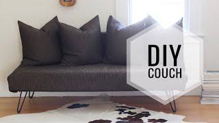 DIY Couch - No Major Power Tools