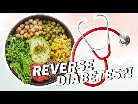 will a full vegan diet reverse diabetes??