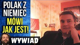Polak z Niemiec mówi JAK TAM JEST NAPRAWDĘ - Strefy NO GO, Stosunek do Polaków, Plany Angeli Merkel