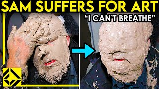 How Actors Suffer Through Special Effects Makeup